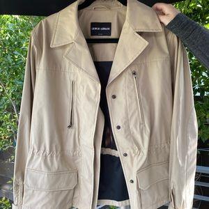 Giorgio Armani safari jacket